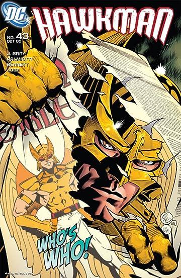 Hawkman (2002-2006) #43