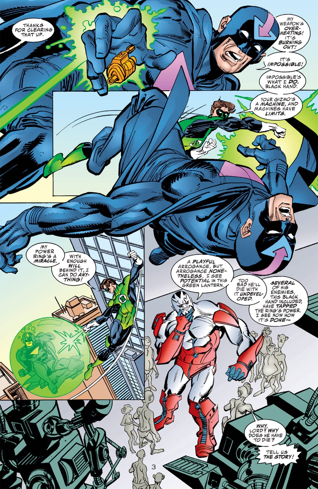 Legends of the DC Universe #28