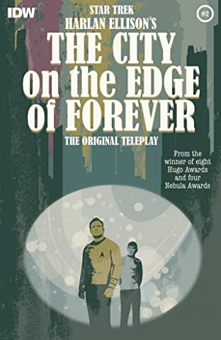 Star Trek: Harlan Ellison's City on the Edge of Forever #2 (of 5)