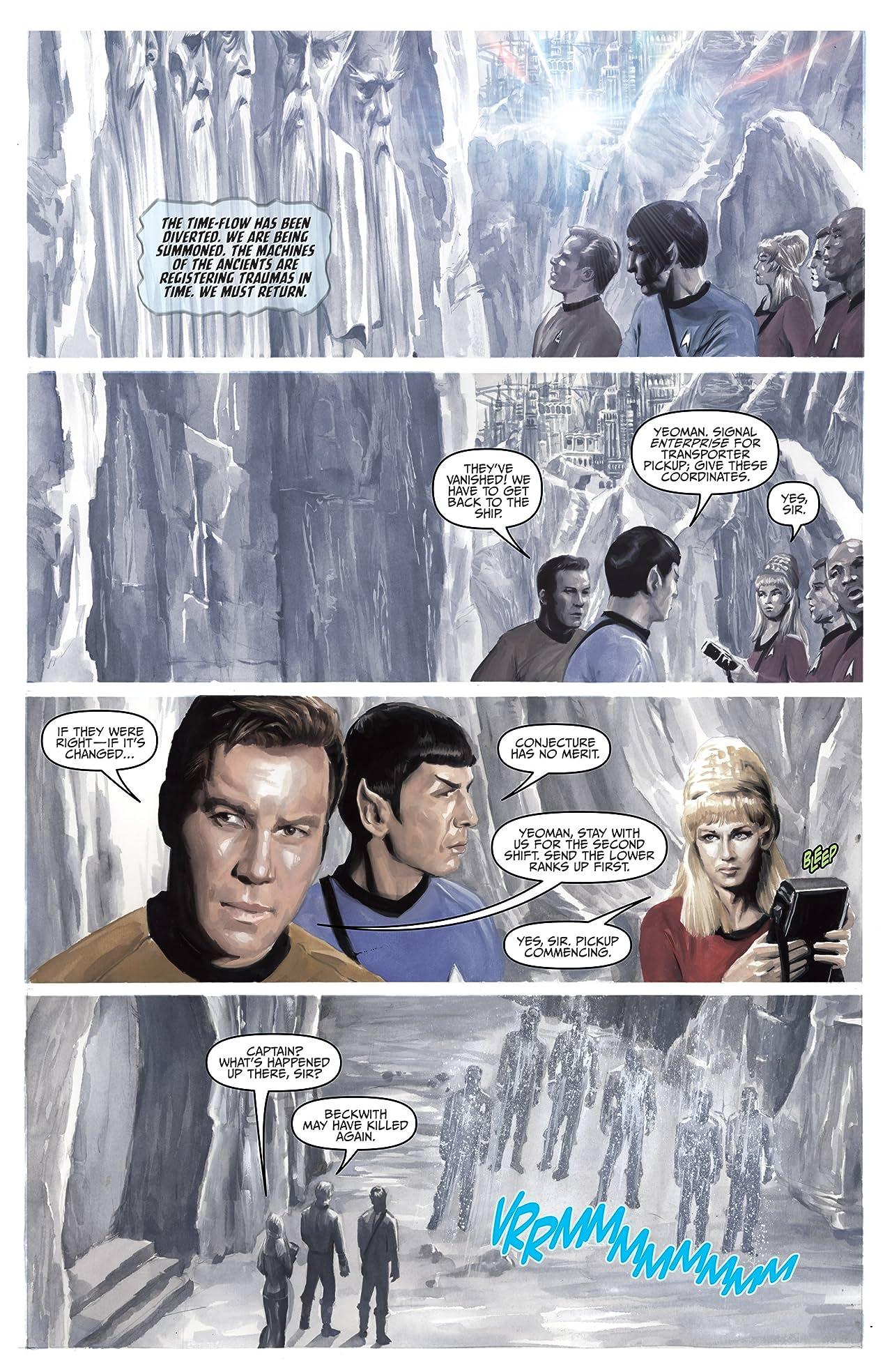 Star Trek: Harlan Ellison's City on the Edge of Forever #2 (of 5)