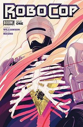 RoboCop (2014-2015) #1