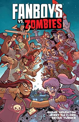 Fanboys Vs. Zombies Vol. 5