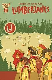 Lumberjanes No.4 (sur 8)