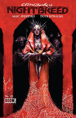 Clive Barker's Nightbreed #3