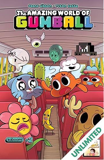 The Amazing World of Gumball #2