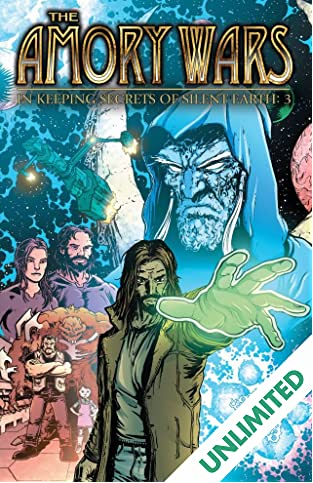 The Amory Wars: In Keeping Secrets of Silent Earth: 3 Vol. 1