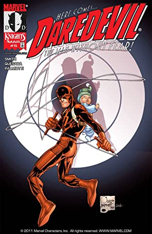 Daredevil (1998-2011) No.5