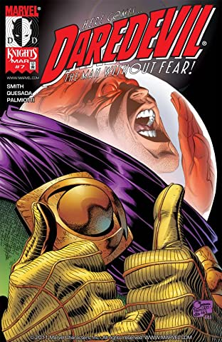Daredevil (1998-2011) No.7