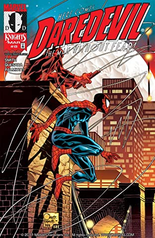 Daredevil (1998-2011) No.8