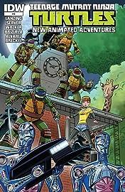 Teenage Mutant Ninja Turtles: New Animated Adventures #13