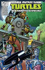 Teenage Mutant Ninja Turtles: New Animated Adventures #13
