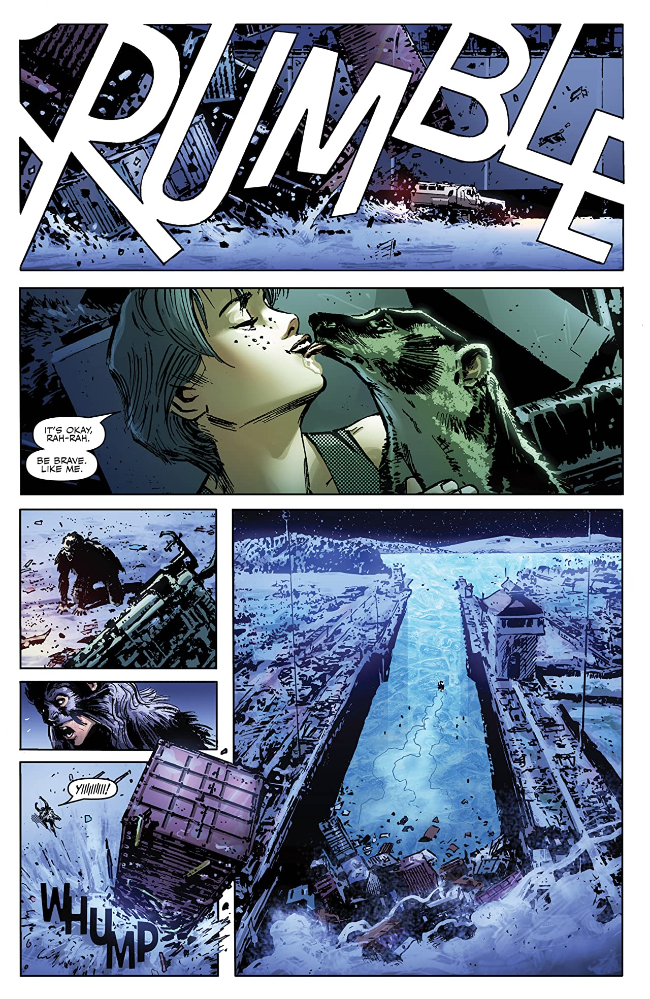 Winterworld (2014-2015) #2