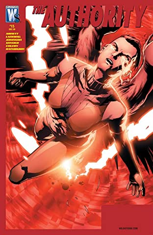 The Authority (2008-2010) #15