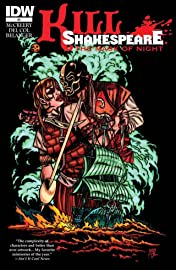 Kill Shakespeare: The Mask of Night #2 (of 4)
