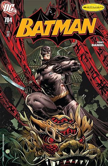 Batman (1940-2011) #704