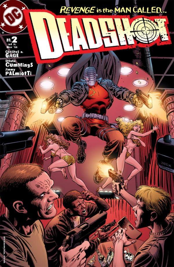Deadshot (2005) #2 (of 5)