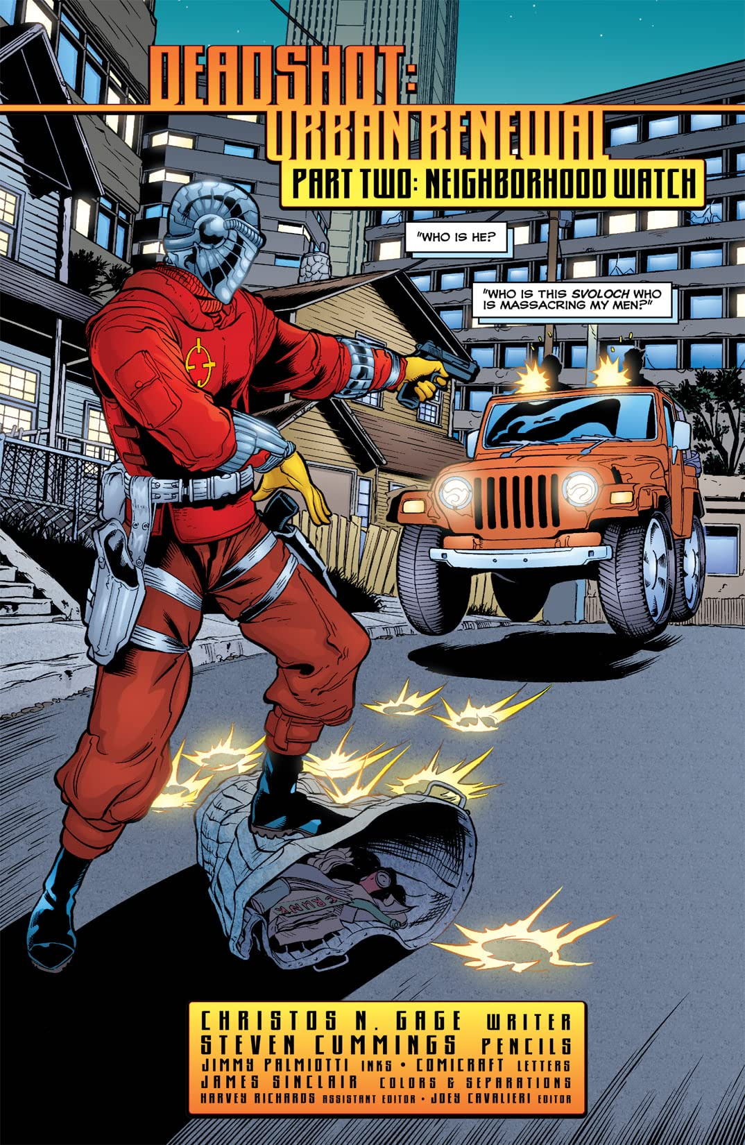 Deadshot (2005) #2 (of 5)