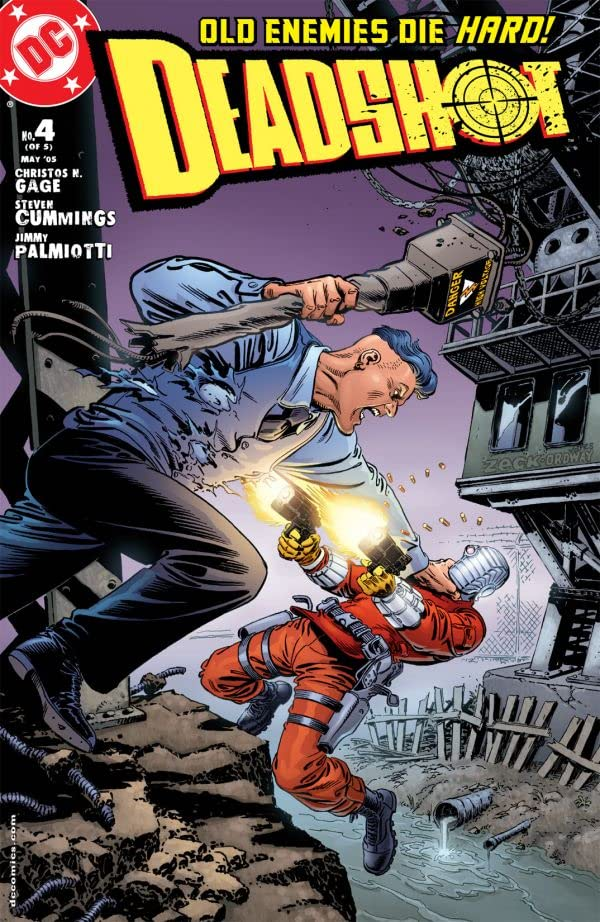 Deadshot (2005) #4 (of 5)