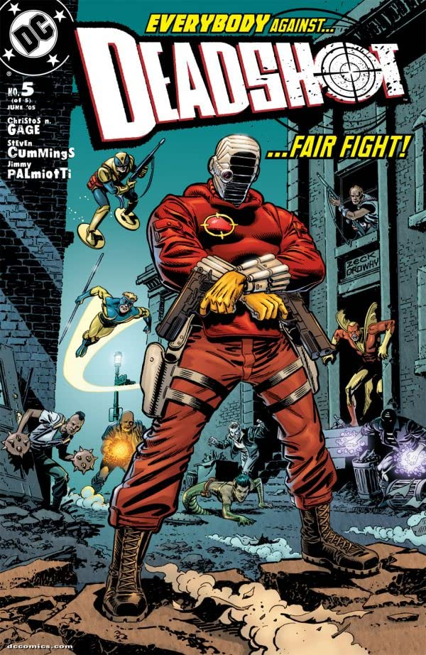 Deadshot (2005) #5 (of 5)