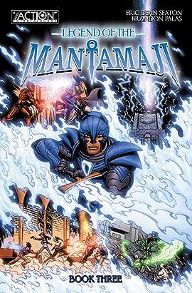 Legend of the Mantamaji: Book Three