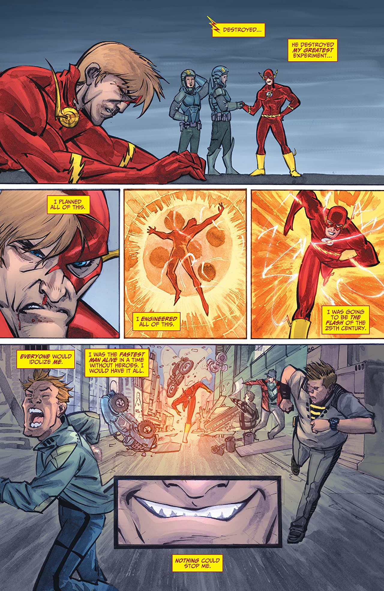 Flashpoint: Reverse Flash