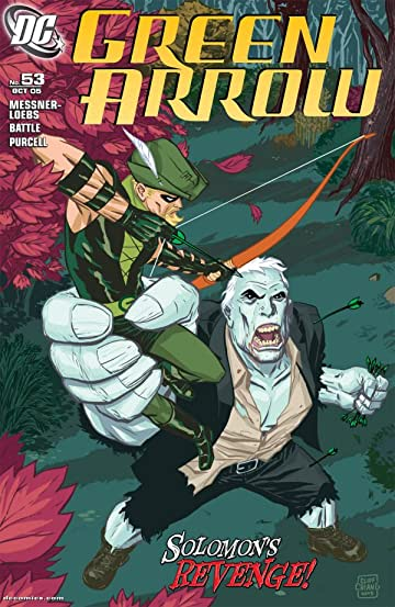 Green Arrow (2001-2007) #53