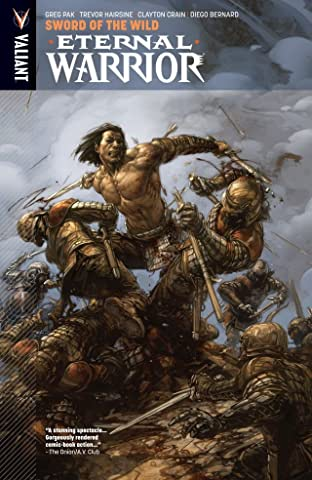 Eternal Warrior Tome 1: Sword Of The Wild