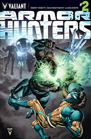 Armor Hunters No.2 (sur 4): Digital Exclusives Edition