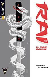 Rai (2014- ) #3: Digital Exclusives Edition