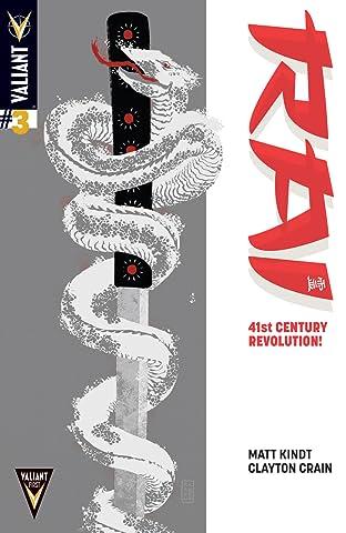 Rai (2014- ) No.3: Digital Exclusives Edition