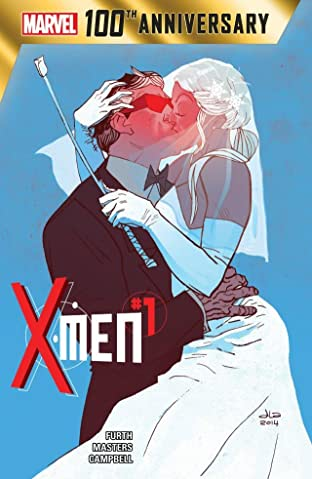 100th Anniversary Special: X-Men #1