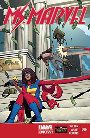 Ms. Marvel (2014-2015) No.6