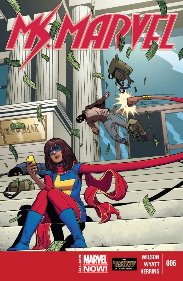 Ms. Marvel (2014-2015) #6