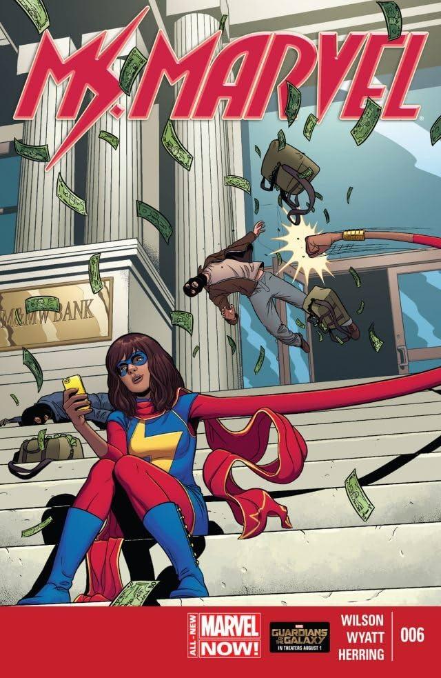 Ms. Marvel (2014-) #6