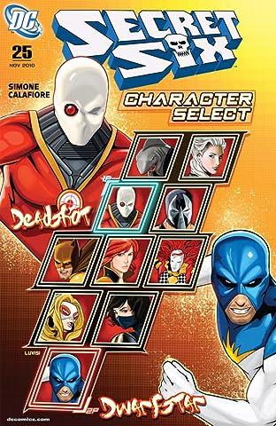 Secret Six (2008-2011) #25