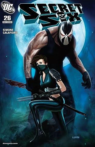 Secret Six (2008-2011) #26