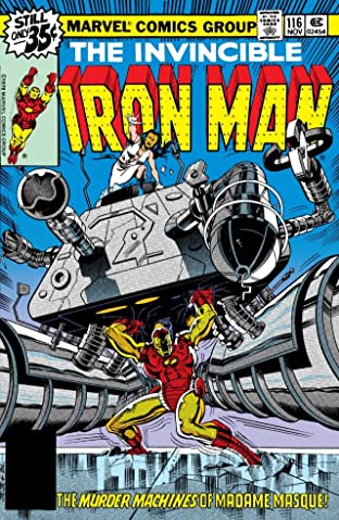 Iron Man (1968-1996) No.116