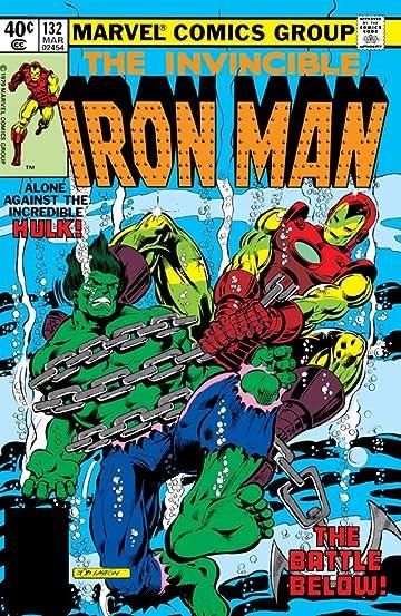 Iron Man (1968-1996) #132