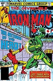 Iron Man (1968-1996) #135