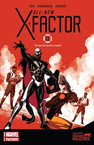 All-New X-Factor (2014-2015) No.11