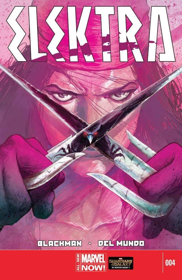 Elektra (2014-2015) #4
