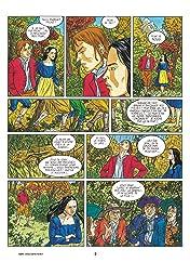 Marie Tempête Vol. 2: La Fontaine aux Faées