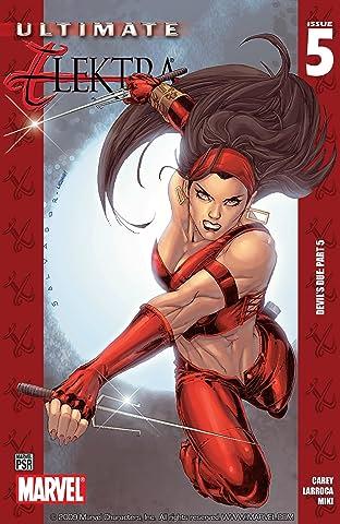 Ultimate Elektra #5