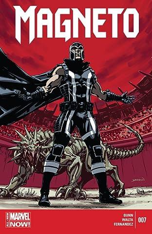 Magneto (2014-2015) #7