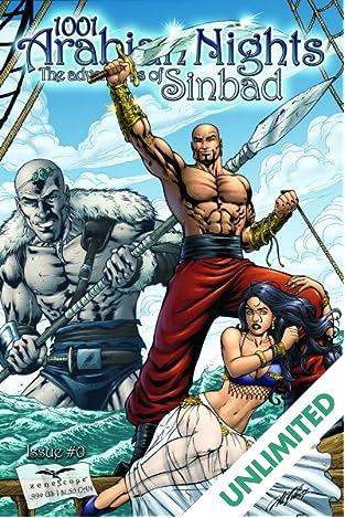 1001 Arabian Nights: The Adventures of Sinbad #0