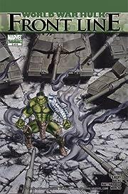 World War Hulk: Front Line #3 (of 6)