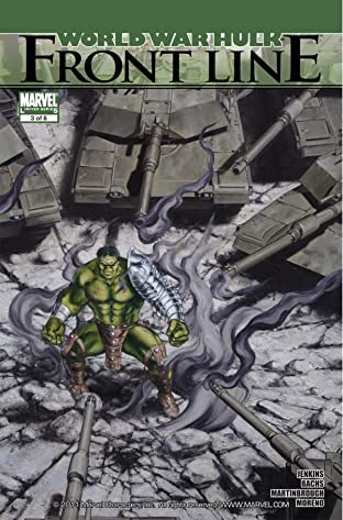 World War Hulk: Front Line #3 (of 6)