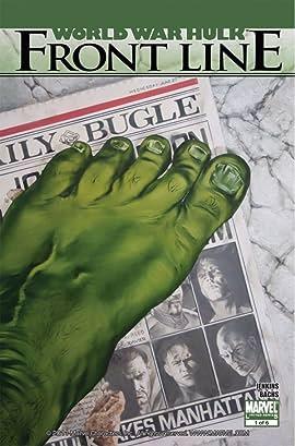 World War Hulk: Front Line #1 (of 6)