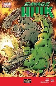 Savage Hulk #2