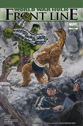 World War Hulk: Front Line #2 (of 6)